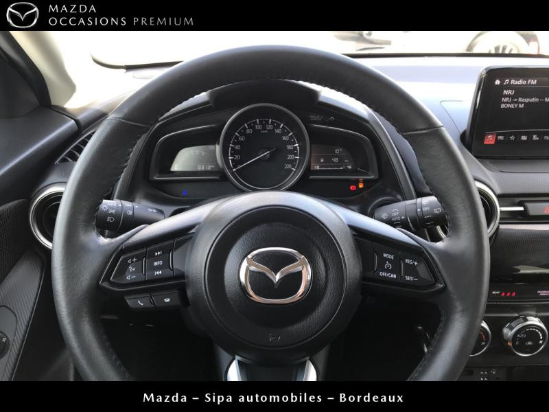 Mazda Mazda 2 1.5 SKYACTIV-G M-Hybrid 90ch Signature Blanc occasion à Mérignac - photo n°20