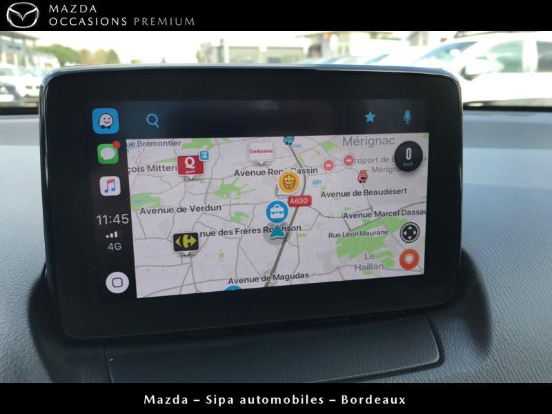 Mazda Mazda 2 1.5 SKYACTIV-G M-Hybrid 90ch Signature Blanc occasion à Mérignac - photo n°13
