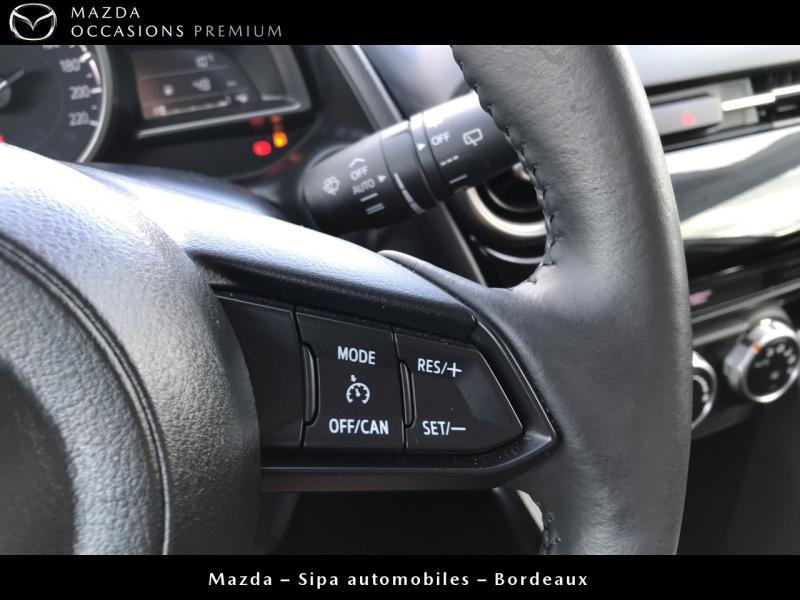 Mazda Mazda 2 1.5 SKYACTIV-G M-Hybrid 90ch Signature Blanc occasion à Mérignac - photo n°11