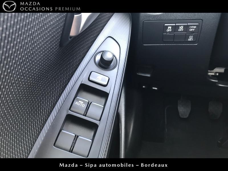 Mazda Mazda 2 1.5 SKYACTIV-G M-Hybrid 90ch Signature Blanc occasion à Mérignac - photo n°7