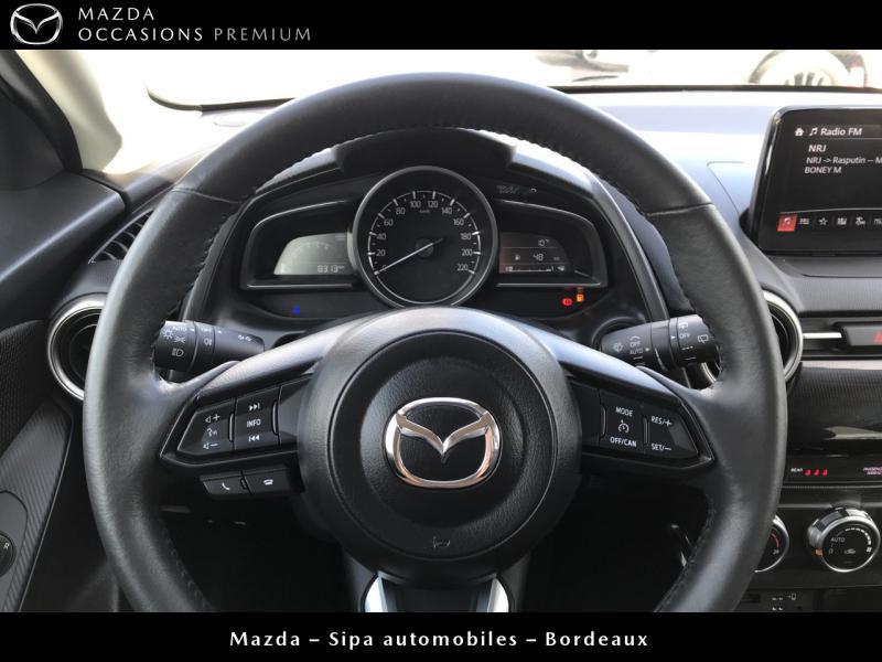 Mazda Mazda 2 1.5 SKYACTIV-G M-Hybrid 90ch Signature Blanc occasion à Mérignac - photo n°19