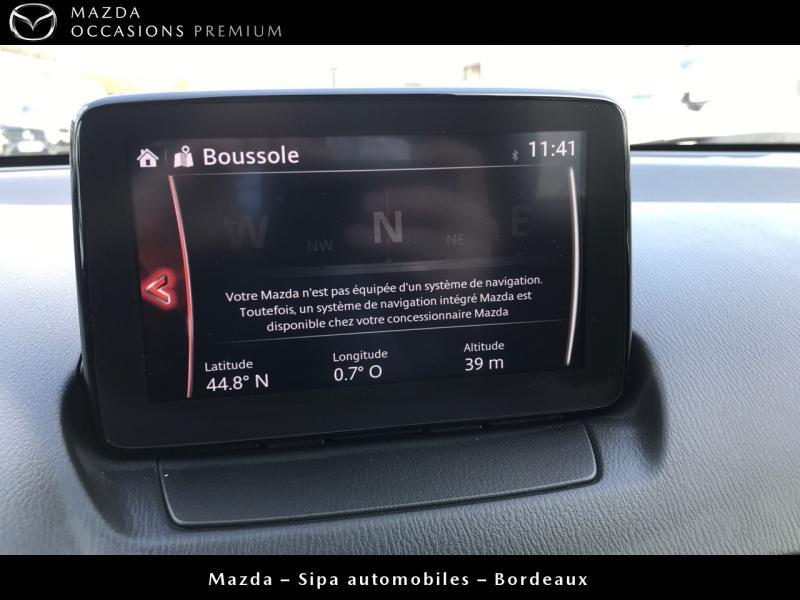 Mazda Mazda 2 1.5 SKYACTIV-G M-Hybrid 90ch Signature Blanc occasion à Mérignac - photo n°9