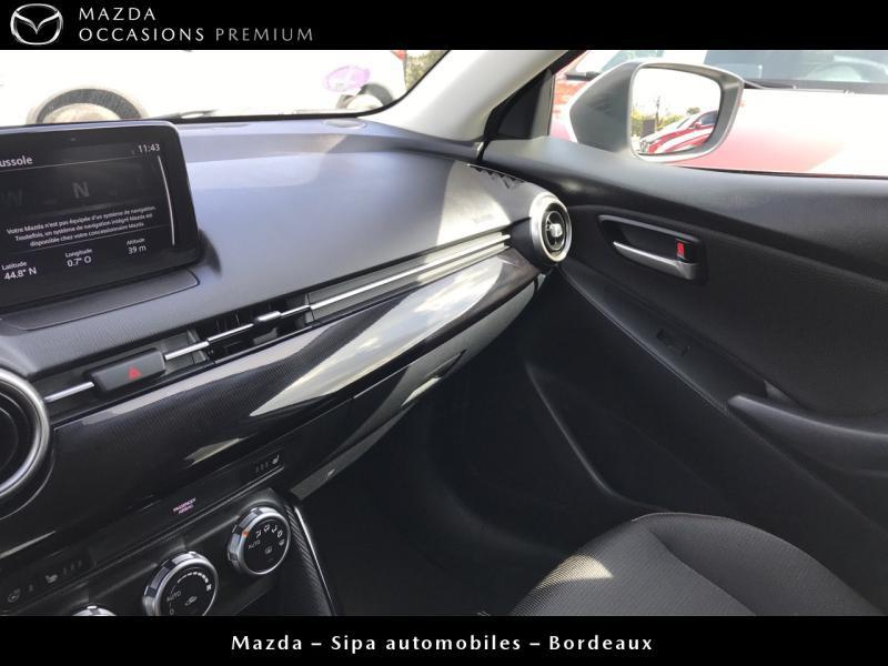 Mazda Mazda 2 1.5 SKYACTIV-G M-Hybrid 90ch Signature Blanc occasion à Mérignac - photo n°14
