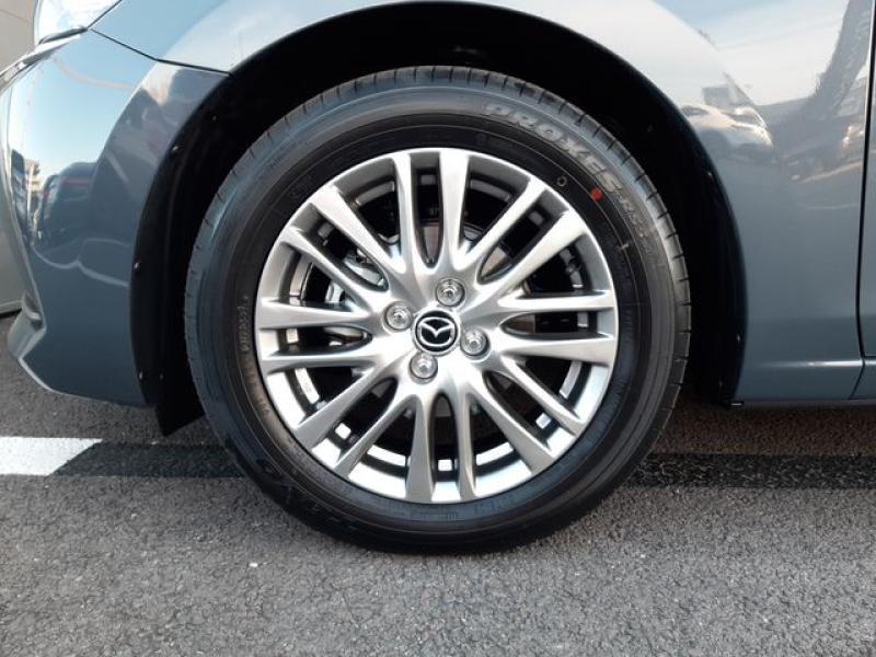 Mazda Mazda 2 1.5 SKYACTIV-G M-Hybrid 90ch Signature  occasion à Cesson-Sévigné - photo n°9
