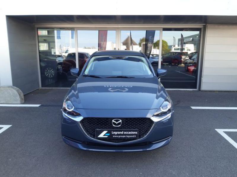 Mazda Mazda 2 1.5 SKYACTIV-G M-Hybrid 90ch Signature  occasion à Cesson-Sévigné - photo n°2