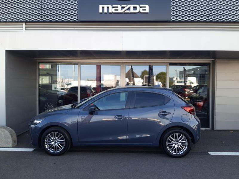 Mazda Mazda 2 1.5 SKYACTIV-G M-Hybrid 90ch Signature  occasion à Cesson-Sévigné - photo n°8