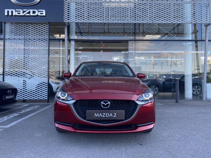 Mazda Mazda 2 1.5 SKYACTIV-G M-Hybrid 90ch Signature  occasion à Saint-Herblain - photo n°8