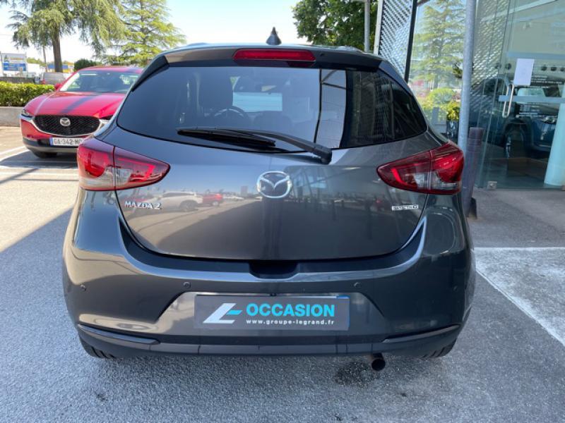 Mazda Mazda 2 1.5 SKYACTIV-G M-Hybrid 90ch Signature  occasion à Saint-Herblain - photo n°6