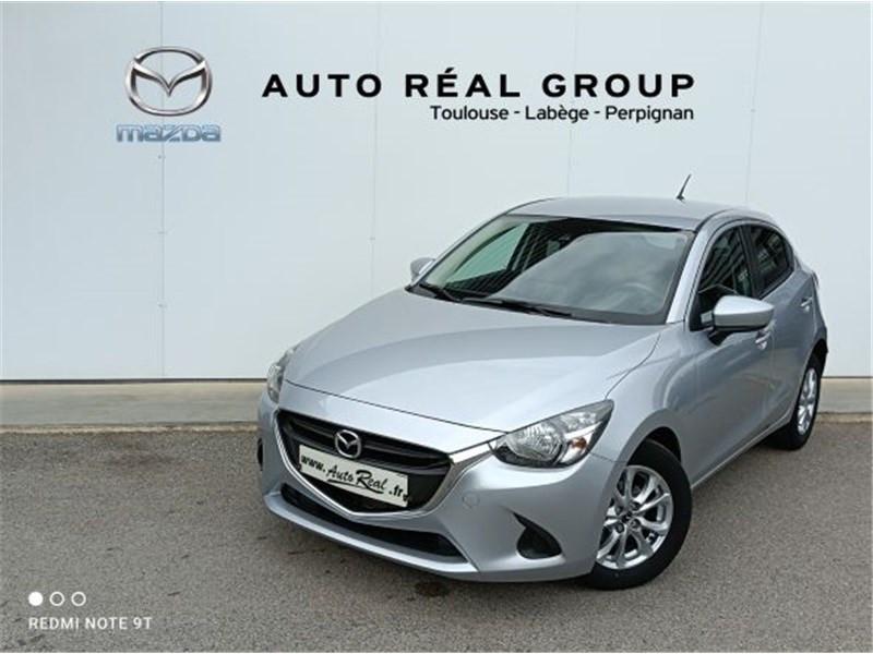 Mazda Mazda 2 1.5L SKYACTIV-G 90CH Dynamique Argent occasion à PERPIGNAN - photo n°3