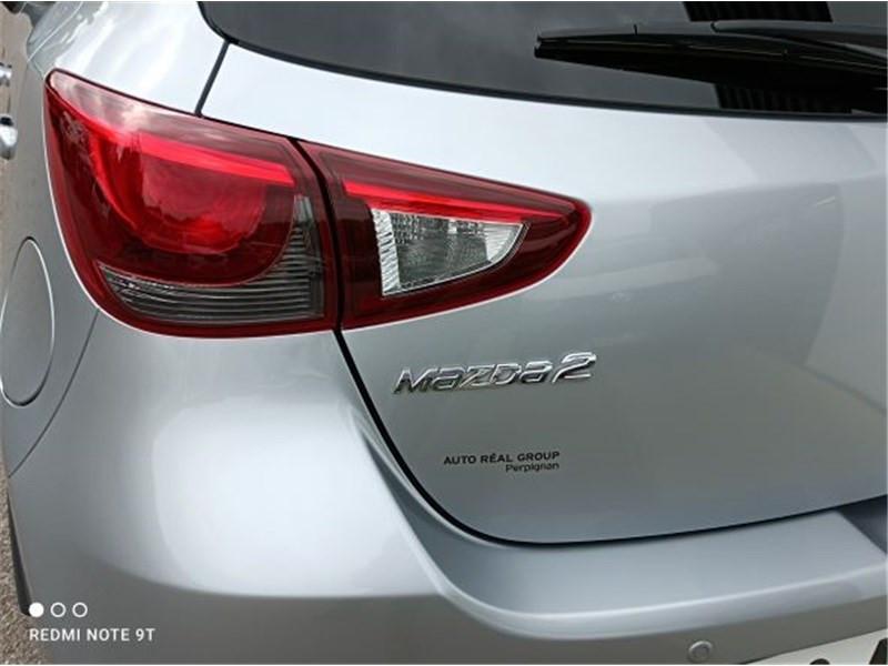 Mazda Mazda 2 1.5L SKYACTIV-G 90CH Dynamique Argent occasion à PERPIGNAN - photo n°6