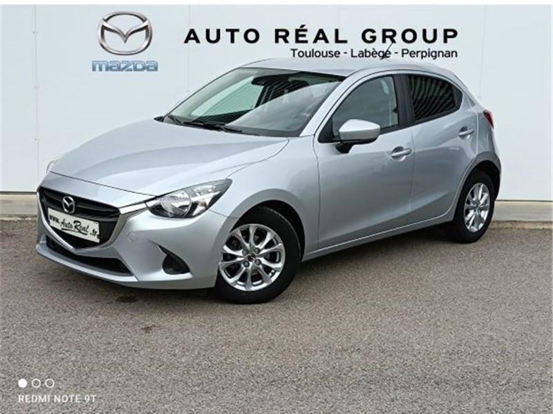 Mazda Mazda 2 1.5L SKYACTIV-G 90CH Dynamique Argent occasion à PERPIGNAN