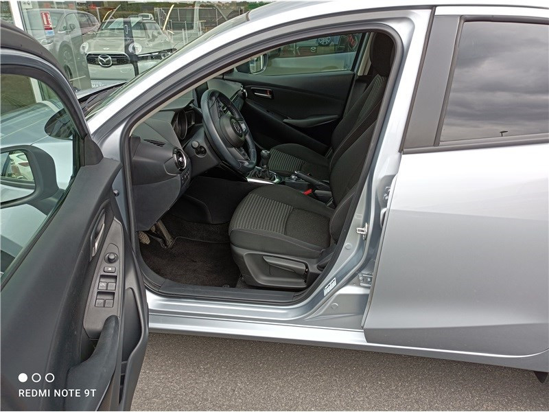 Mazda Mazda 2 1.5L SKYACTIV-G 90CH Dynamique Argent occasion à PERPIGNAN - photo n°17