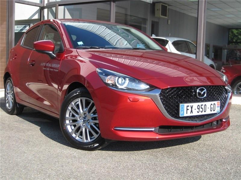 Mazda Mazda 2 1.5L SKYACTIV-G M HYBRID 90CH Selection  occasion à St Jean du Falga