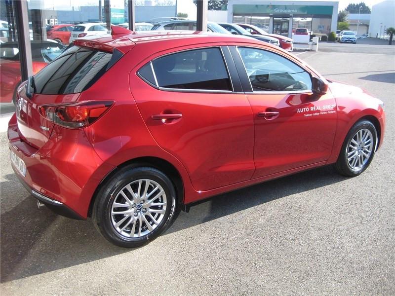 Mazda Mazda 2 1.5L SKYACTIV-G M HYBRID 90CH Selection  occasion à St Jean du Falga - photo n°5