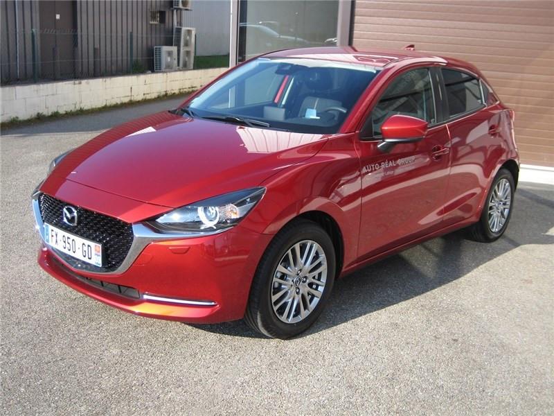 Mazda Mazda 2 1.5L SKYACTIV-G M HYBRID 90CH Selection  occasion à St Jean du Falga - photo n°4