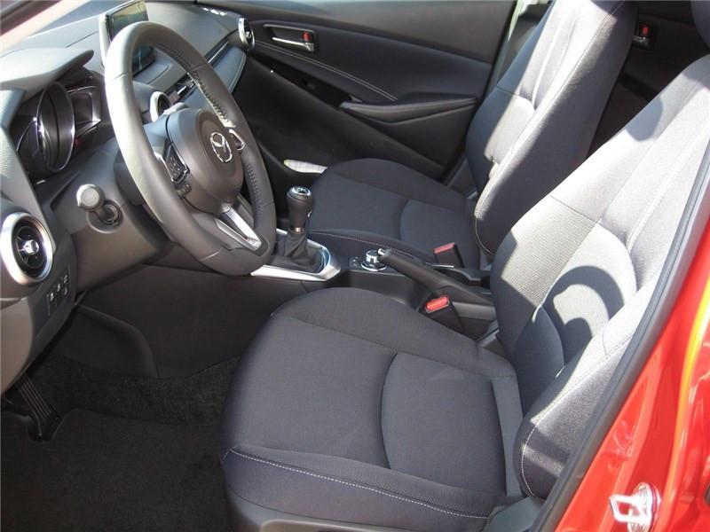 Mazda Mazda 2 1.5L SKYACTIV-G M HYBRID 90CH Selection  occasion à St Jean du Falga - photo n°8