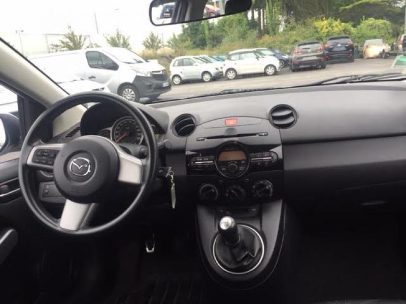 Mazda Mazda 2 elegance 1.6  occasion à Brest - photo n°5
