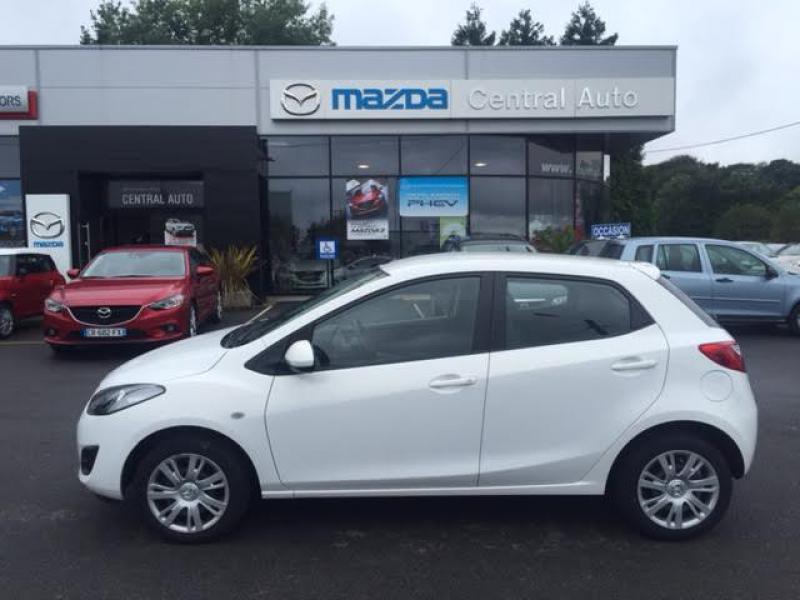 Mazda Mazda 2 elegance 1.6  occasion à Brest