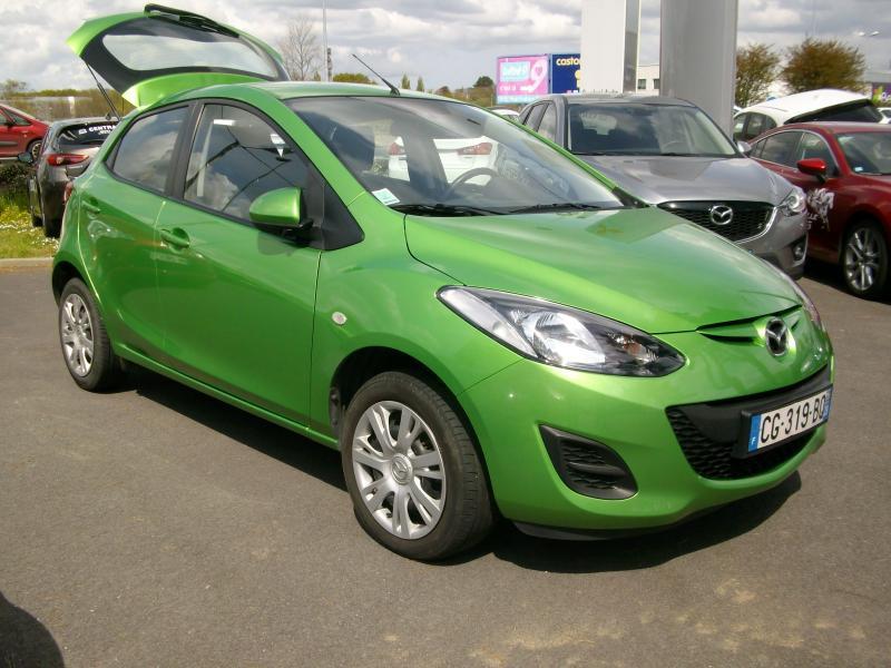 Mazda Mazda 2 elegance mz cd 95  occasion à Brest - photo n°2
