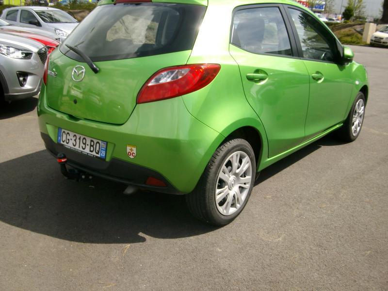 Mazda Mazda 2 elegance mz cd 95  occasion à Brest - photo n°3