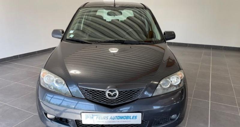 Mazda Mazda 2 MAZDA2 1.4 MZ-CD Elégance Gris occasion à CIVENS - photo n°2