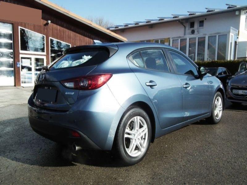 Mazda Mazda 3 1.5 Skyactiv-G 100 Bleu occasion à Beaupuy - photo n°2