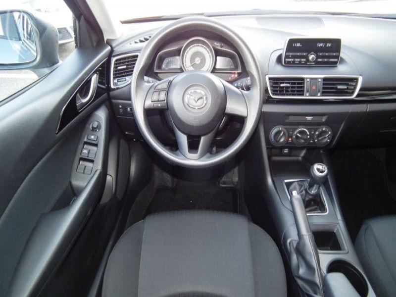 Mazda Mazda 3 1.5 Skyactiv-G 100 Bleu occasion à Beaupuy - photo n°3