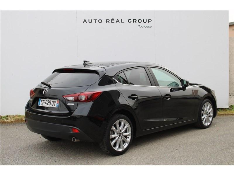 Mazda Mazda 3 1.5L SKYACTIV-D 105CH Selection Noir occasion à Muret - photo n°3