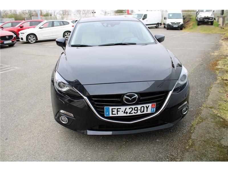 Mazda Mazda 3 1.5L SKYACTIV-D 105CH Selection Noir occasion à Muret - photo n°4