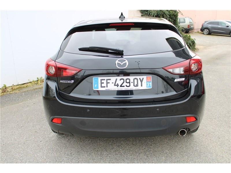 Mazda Mazda 3 1.5L SKYACTIV-D 105CH Selection Noir occasion à Muret - photo n°10