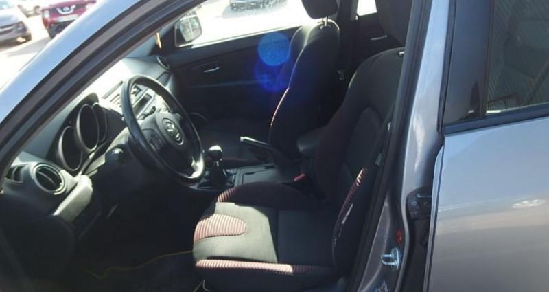 Mazda Mazda 3 1.6 MZ-CD110 ELEGANCE 5P Gris occasion à FONTAINE LES GRES - photo n°3