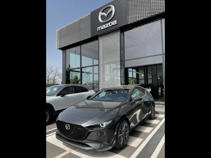Mazda Mazda 3 2.0 e-Skyactiv-G M-Hybrid 122ch Sportline BVA  occasion à Mérignac