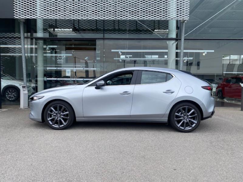 Mazda Mazda 3 2.0 e-Skyactiv-G M-Hybrid 122ch Style  occasion à Saint-Herblain - photo n°4