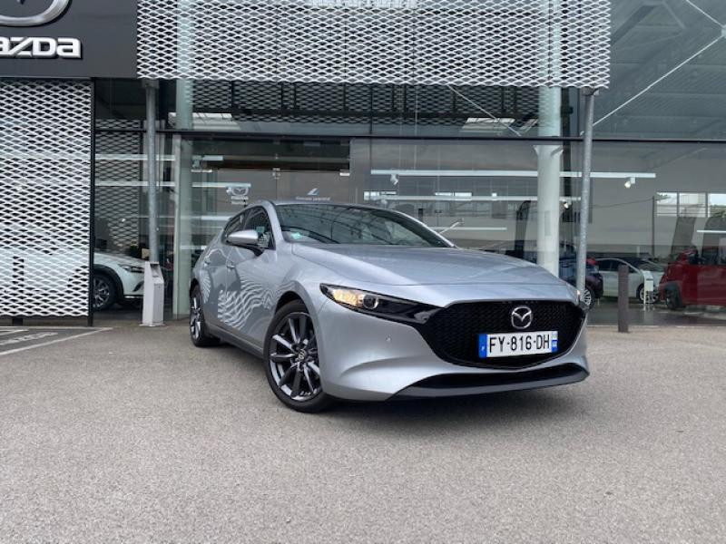Mazda Mazda 3 2.0 e-Skyactiv-G M-Hybrid 122ch Style  occasion à Saint-Herblain