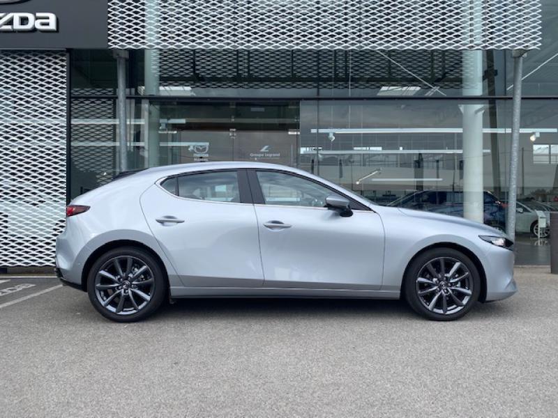 Mazda Mazda 3 2.0 e-Skyactiv-G M-Hybrid 122ch Style  occasion à Saint-Herblain - photo n°2