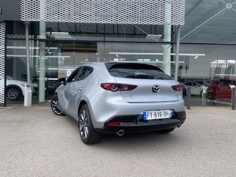 Mazda Mazda 3 2.0 e-Skyactiv-G M-Hybrid 122ch Style  occasion à Saint-Herblain - photo n°3