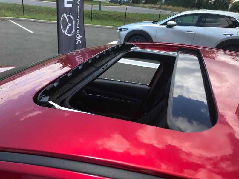 Mazda Mazda 3 2.0 e-Skyactiv-X M-Hybrid 186ch Exclusive BVA  occasion à Mérignac - photo n°5