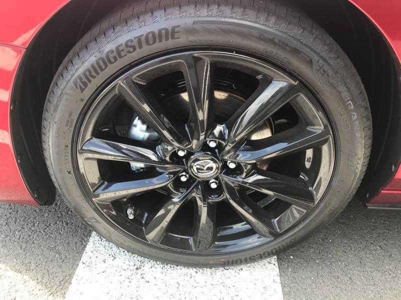 Mazda Mazda 3 2.0 e-Skyactiv-X M-Hybrid 186ch Exclusive BVA  occasion à Mérignac - photo n°13