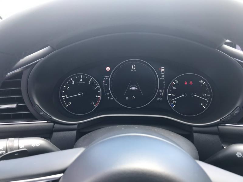 Mazda Mazda 3 2.0 e-Skyactiv-X M-Hybrid 186ch Exclusive BVA  occasion à Mérignac - photo n°10