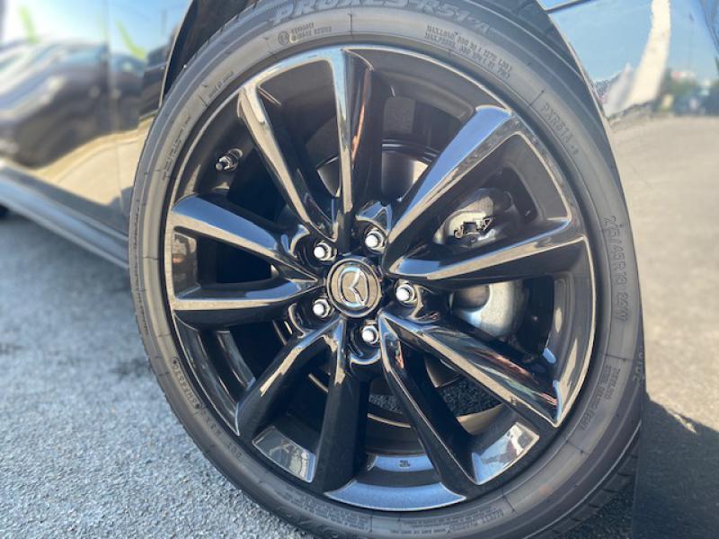 Mazda Mazda 3 2.0 e-Skyactiv-X M-Hybrid 186ch Exclusive BVA Noir occasion à Saint-Herblain - photo n°9
