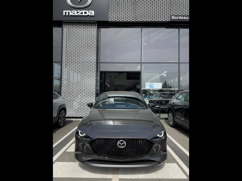 Mazda Mazda 3 2.0 e-Skyactiv-X M-Hybrid 186ch Sportline BVA  occasion à Mérignac - photo n°2