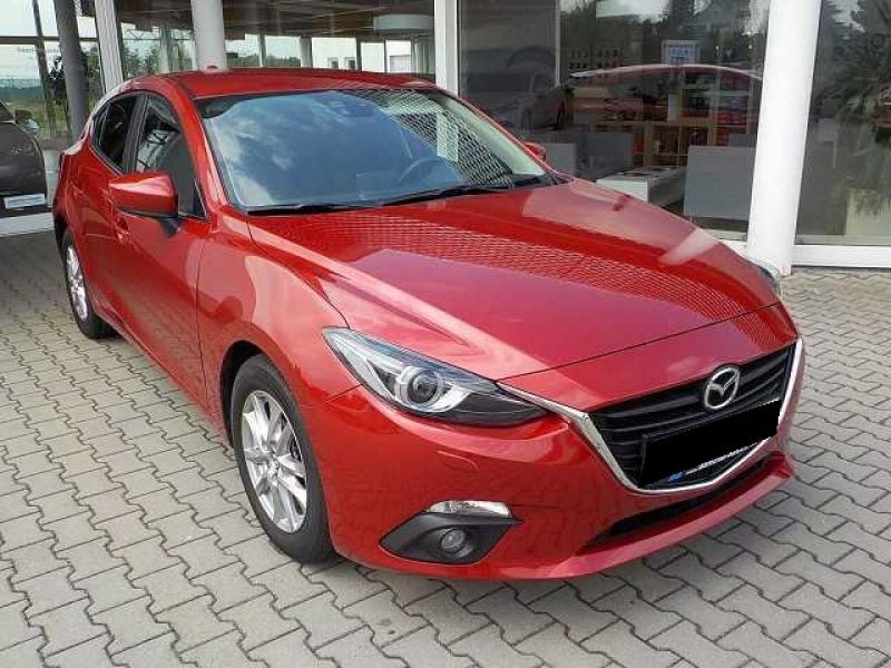 Mazda Mazda 3 2.0 SkyActiv-G 120 Rouge occasion à Beaupuy