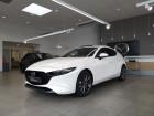 Mazda Mazda 3 2.0 Skyactiv-G M-Hybrid 122ch Sportline Evap Blanc à 72231 ARNAGE CEDEX 72
