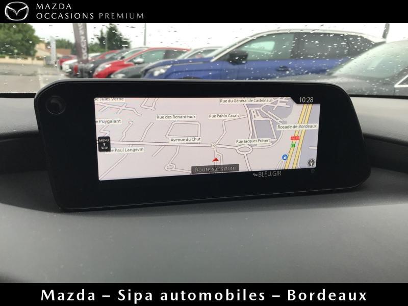 Mazda Mazda 3 2.0 Skyactiv-G M-Hybrid 122ch Sportline Evap Blanc occasion à Mérignac - photo n°16