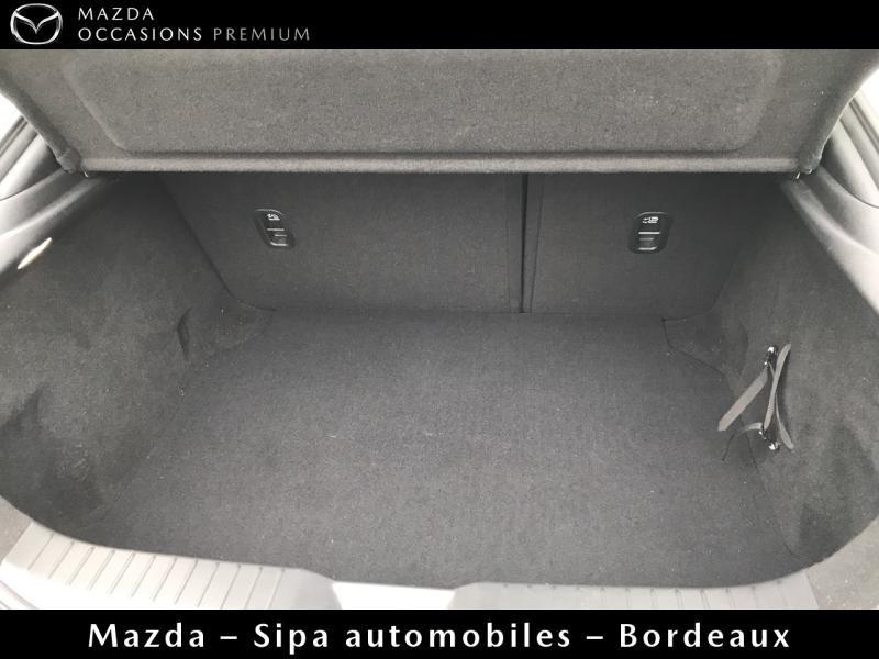 Mazda Mazda 3 2.0 Skyactiv-G M-Hybrid 122ch Sportline Evap Blanc occasion à Mérignac - photo n°5
