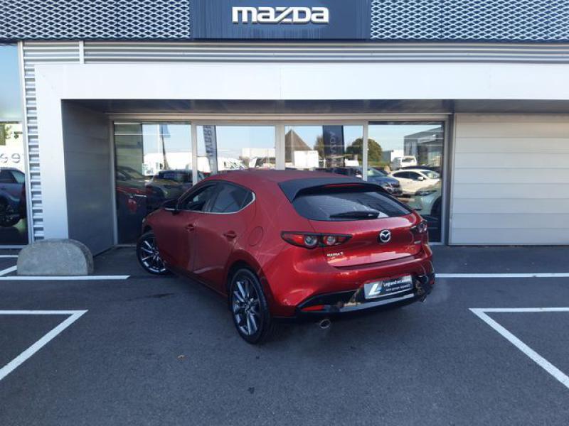 Mazda Mazda 3 2.0 Skyactiv-G M-Hybrid 122ch Sportline  occasion à Cesson-Sévigné - photo n°3