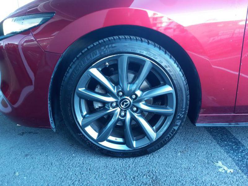 Mazda Mazda 3 2.0 Skyactiv-G M-Hybrid 122ch Sportline  occasion à Cesson-Sévigné - photo n°9