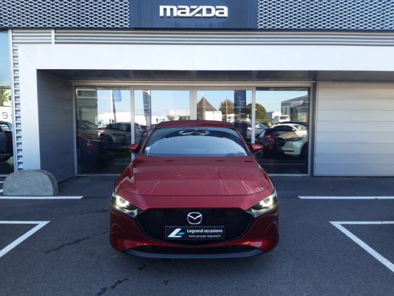 Mazda Mazda 3 2.0 Skyactiv-G M-Hybrid 122ch Sportline  occasion à Cesson-Sévigné - photo n°7