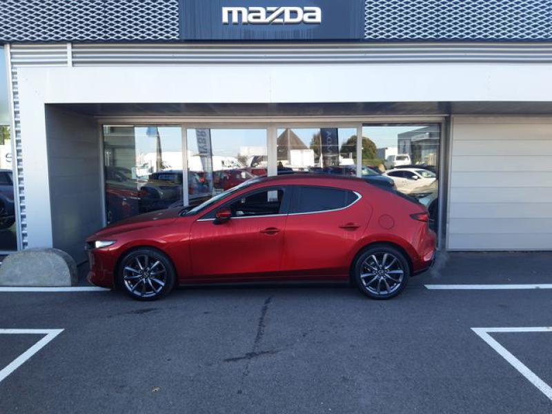Mazda Mazda 3 2.0 Skyactiv-G M-Hybrid 122ch Sportline  occasion à Cesson-Sévigné - photo n°5
