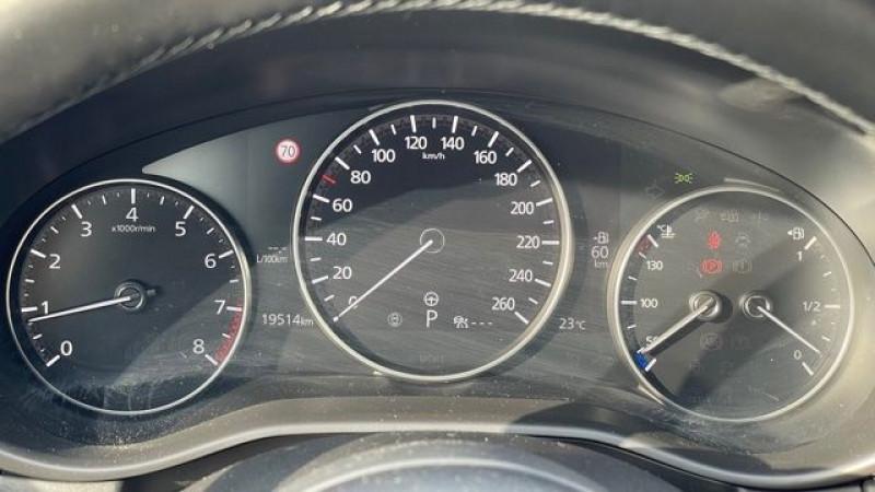 Mazda Mazda 3 2.0 SKYACTIV-G M-HYBRID 122CH STYLE BVA EVAP 6CV Gris occasion à Mées - photo n°2